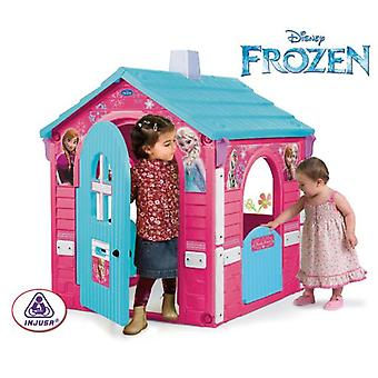 Injusa Frozen House (Outdoor , Houses And Stores)
