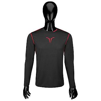 Bauer hybrid top core long sleeve youth