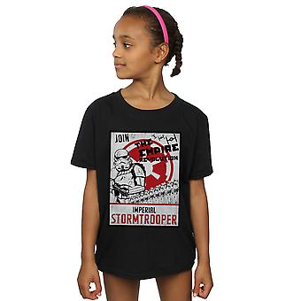 Star Wars Girls The Empire Revolution T-Shirt