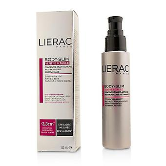 Lierac Body-Slim Multi-Action Concentrate Against Unwanted Abdominal Curves For Stomach & Waist - 100ml/3.4oz