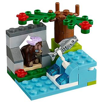 LEGO 41046 the river of brown bear
