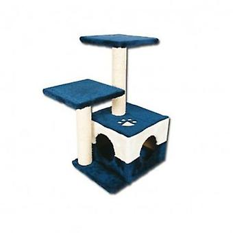 Nayeco Scraper night Savanna (Blue) (Cats , Toys , Scratching Posts)