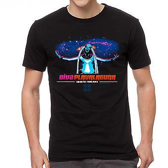 The Fifth Element Plavalaguna Tour Men's Black T-shirt