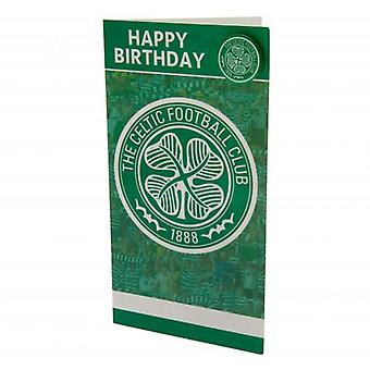 Cartes & Badge Celtic anniversaire