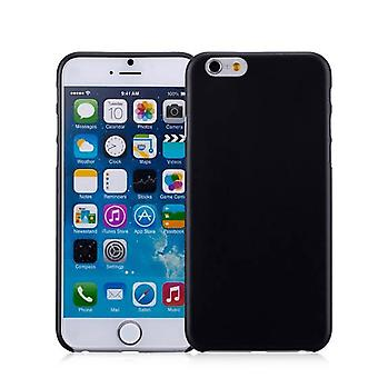 Matte black shell for Iphone 6/6s-0.3 mm
