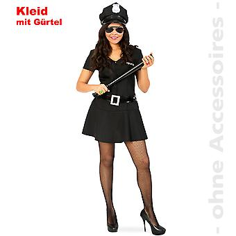 Police girl police Lady costume police dress COP police woman teen costume