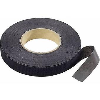 Hook-and-loop tape for bundling Hook and loop pad (L x W) 10000 mm x 16 mm