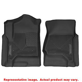 Husky Liners 53111 Black X-act Contour Front Floor Line FITS:CADILLAC 2015 - 20