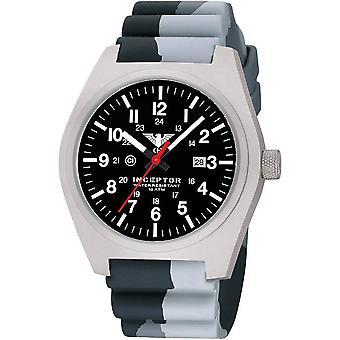Reloj acero interceptor de KHS KHS. CEIN. DC1