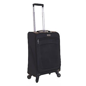 Karabar Marbella 55 cm valise léger, noir