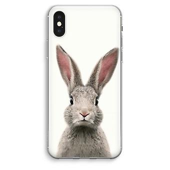 iPhone XS Max Transparent Case (Soft) - Daisy