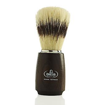 Omega 11712 Pure Bristle Shaving Brush