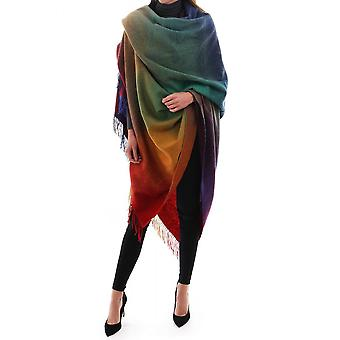 Paul Smith Accessories Womens Multi Coloured Blanket