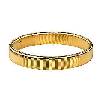 David Van Hagen oro brazalete de camisa - oro