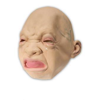 Mask baby mask Babyface unisex adult mask