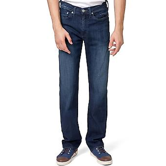 Levis 514 Straight Fit Jeans maan licht donkere Jeans