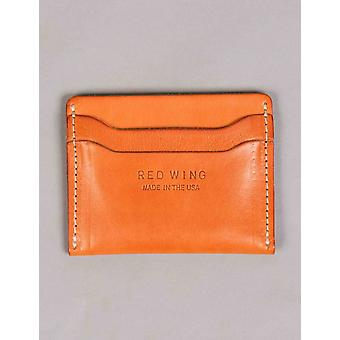 Red Wing 95027 Card Holder - London Vegetable Tan