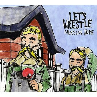 Let's Wrestle - Nursing Home [CD] USA import