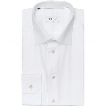 Eton Slim Fit Plain Shirt