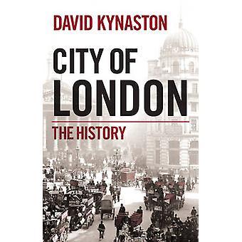 ロンドン市 - デビッド探し - 9780099554820 本の歴史