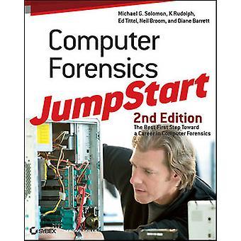 Computer Forensik JumpStart (2nd Revised Edition) von Michael G. Solo