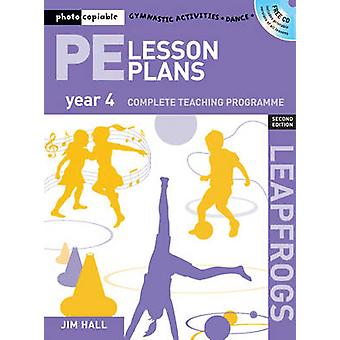 PE Lesson Plans Year 4 - Photocopiable Gymnastic Activities - Dance an