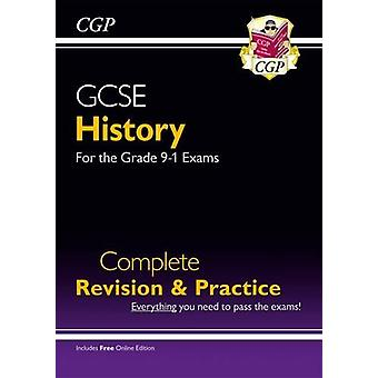 New GCSE History Complete Revision & Practice - For the Grade 9-1 Cou