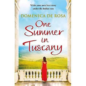 En sommar i Toscana av Domenica De Rosa - 9781786484376 bok