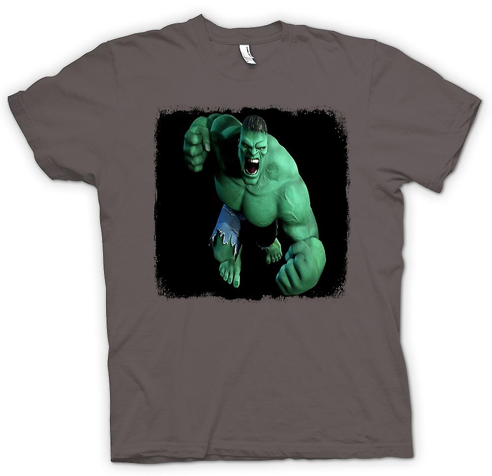 Womens T-shirt - Incredible Hulk - Fist