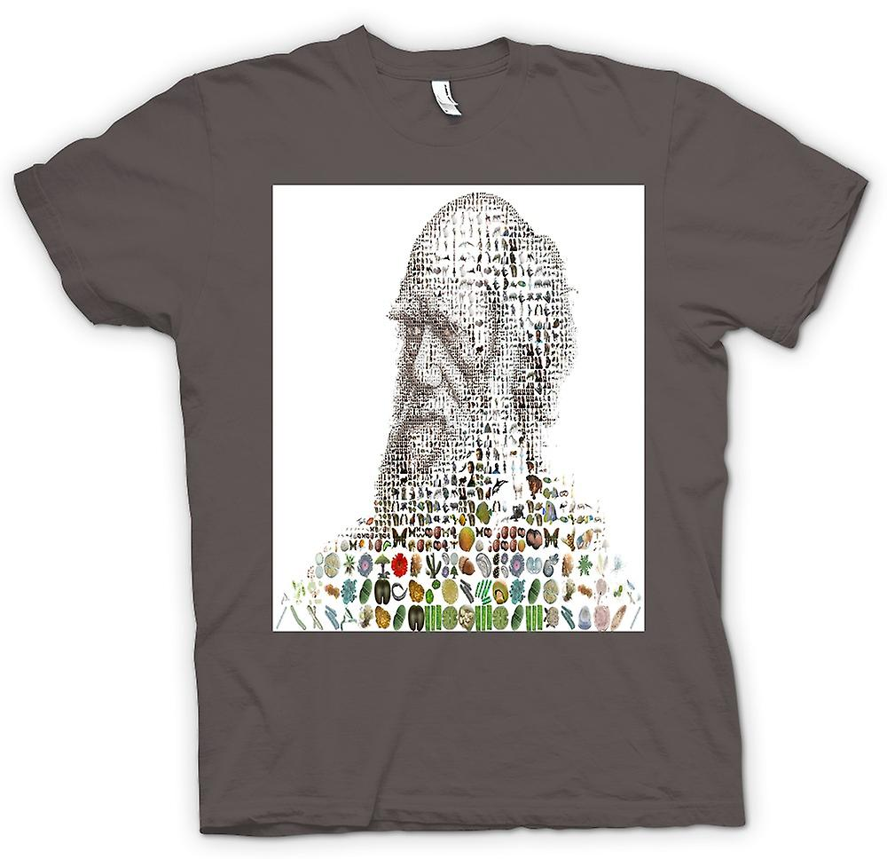 Herr T-shirt - Darwin Evolution - Cool Design