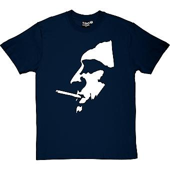 Johan Cruyff Profile Men's T-Shirt
