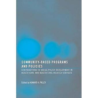 Programmes communautaires et politiques - Contributions à la politique sociale