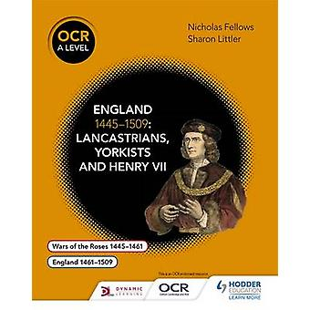 Yorkisti 1445-1509 - Lancastriani - Inghilterra e Henry VII da Nicholas