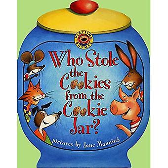 Vem stal Cookies från kakburken? (Speltid rimmar)