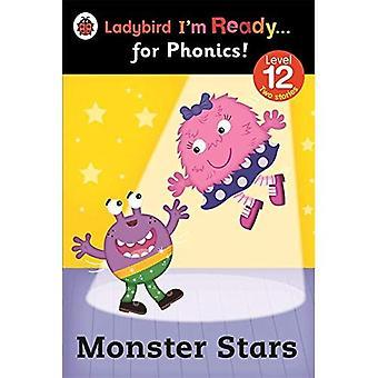 Monster sterren: Ladybird I 'm Ready for Phonics niveau 12