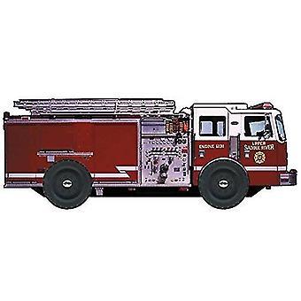 Feuerwehrauto (Wheelies Pappband)