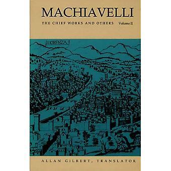 Machiavelli: Chief toimii ja muut v. 2