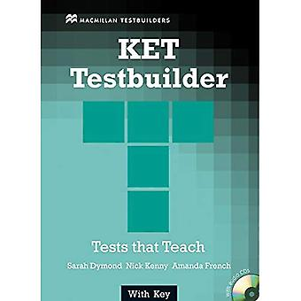 KET Testbuilder with Key and Audio CD: Student's Book with Key