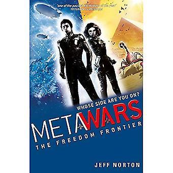 MetaWars: 4: de grens van de vrijheid