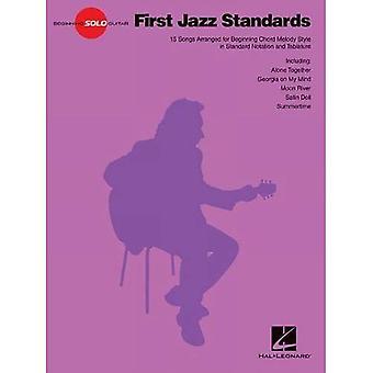 Första jazzstandards