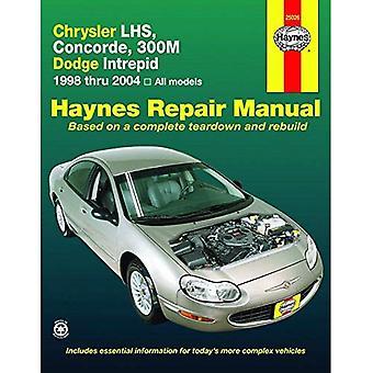 Chrysler Lhs, Concorde,300m, Dodge Intrepid, 1998-2004 (Haynes Repair Manual)