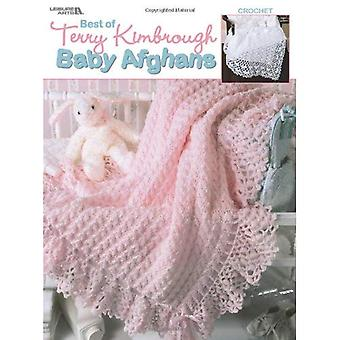 Bästa av Terry Kimbrough Baby afghaner (fritid Arts #3267)