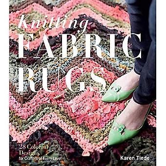 Knitting Fabric Rugs