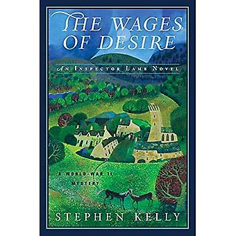 The Wages of Desire: A World War II Mystery (Inspector Lamb)