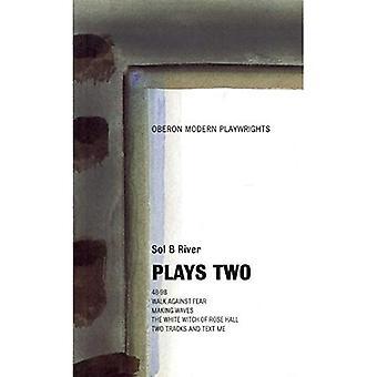 Spiller 2: 48-98/gåtur mod frygt/Making Waves/den hvide heks af Rose Hall / to spor og tekst mig