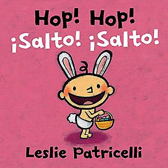 Hop! Hop!/!Salto! !Salto! [Board book]