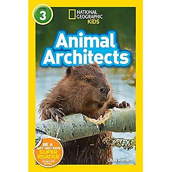 National Geographic Readers:� Animal Architects (L3)