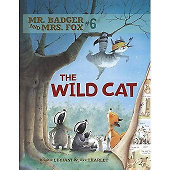 Badger do Sr. e Sra. Fox 6: O gato selvagem