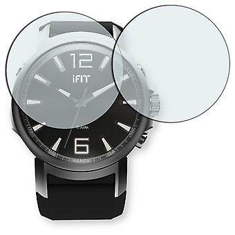 iFit duo space display protector - Golebo crystal clear protection film