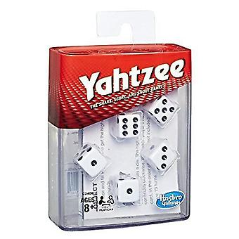 Yahtzee Game Includes 5 dice and shaker